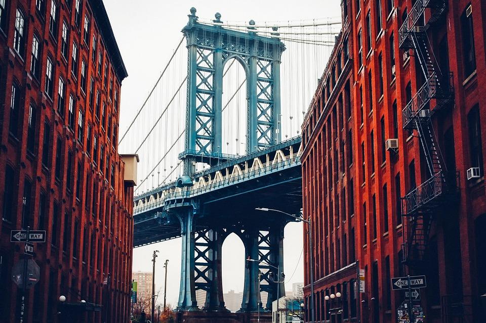 Wanneer jij naar New York gaat,